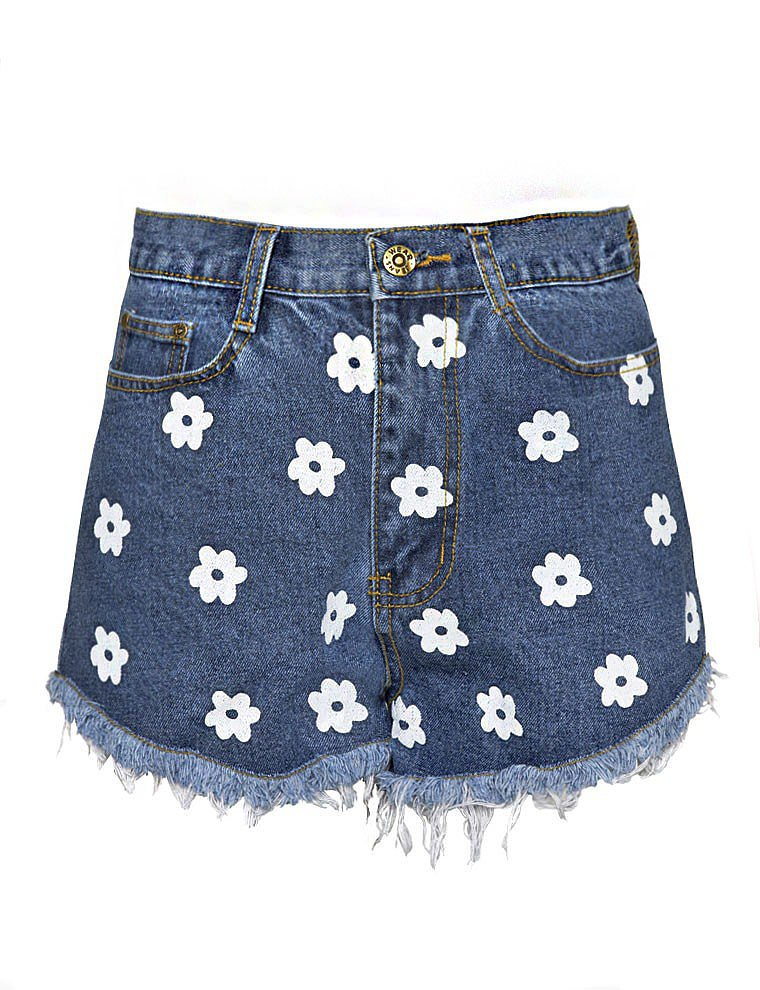 Pixie Market Denim Shorts