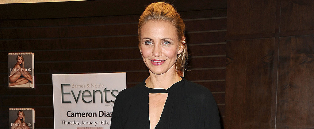 Cameron Diaz Gets Real About Aging