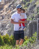 Chris Hemsworth & India: Cute & Cuter