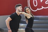 'Dancing with the Stars' Rehearsal Photos: Danica McKellar and Val Chmerkovskiy