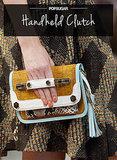 Handheld Clutch