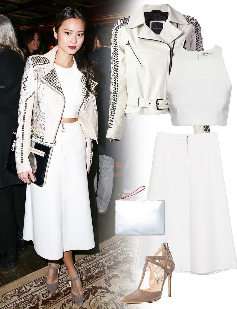 This Might Be the Best All-White Outfit, Ever