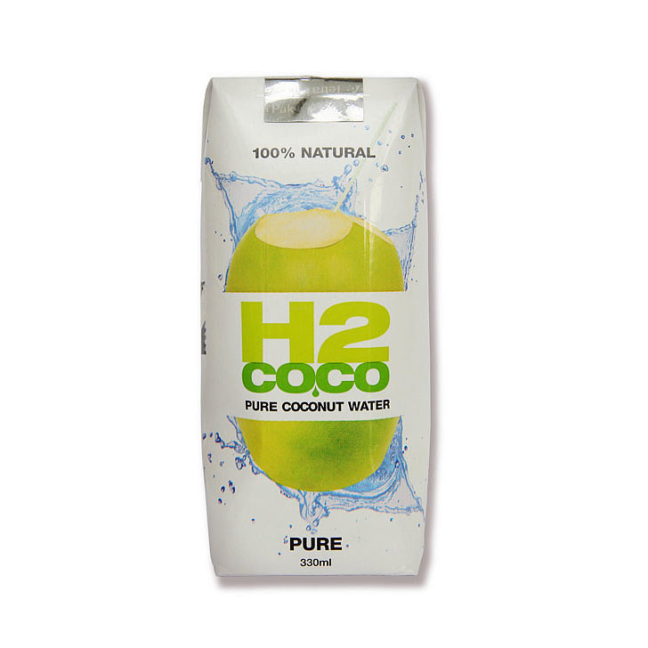 H2 Coco Pure Coconut Water, $2.98