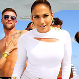 "Jennifer Lopez's ""I Luh Ya Papi"" Music Video"