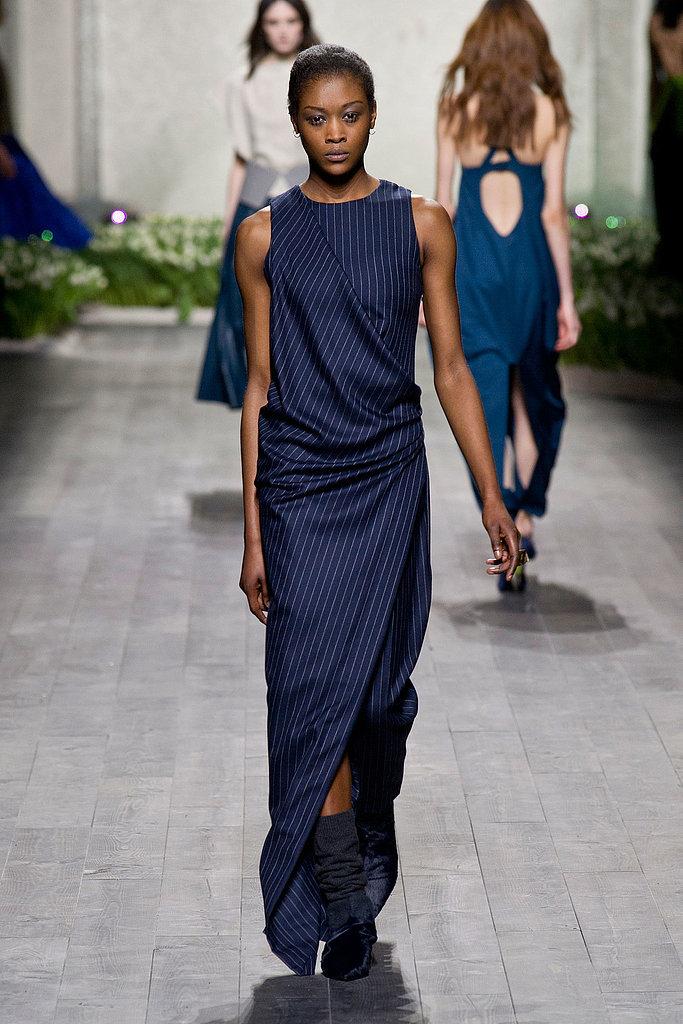 Mode Trend Herbst 2014 Nadelstreifen