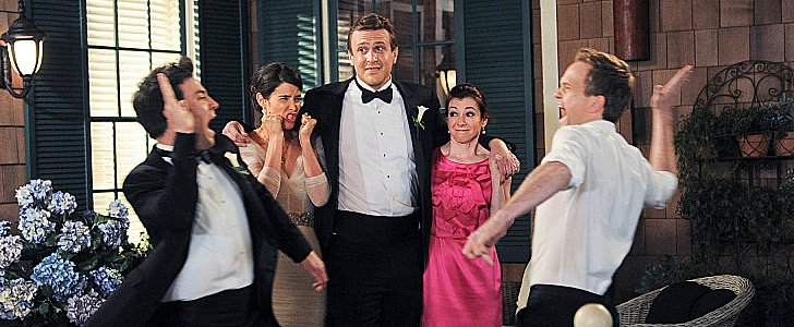 Don't Start Crying Yet: The HIMYM Series Finale Pictures Are Here