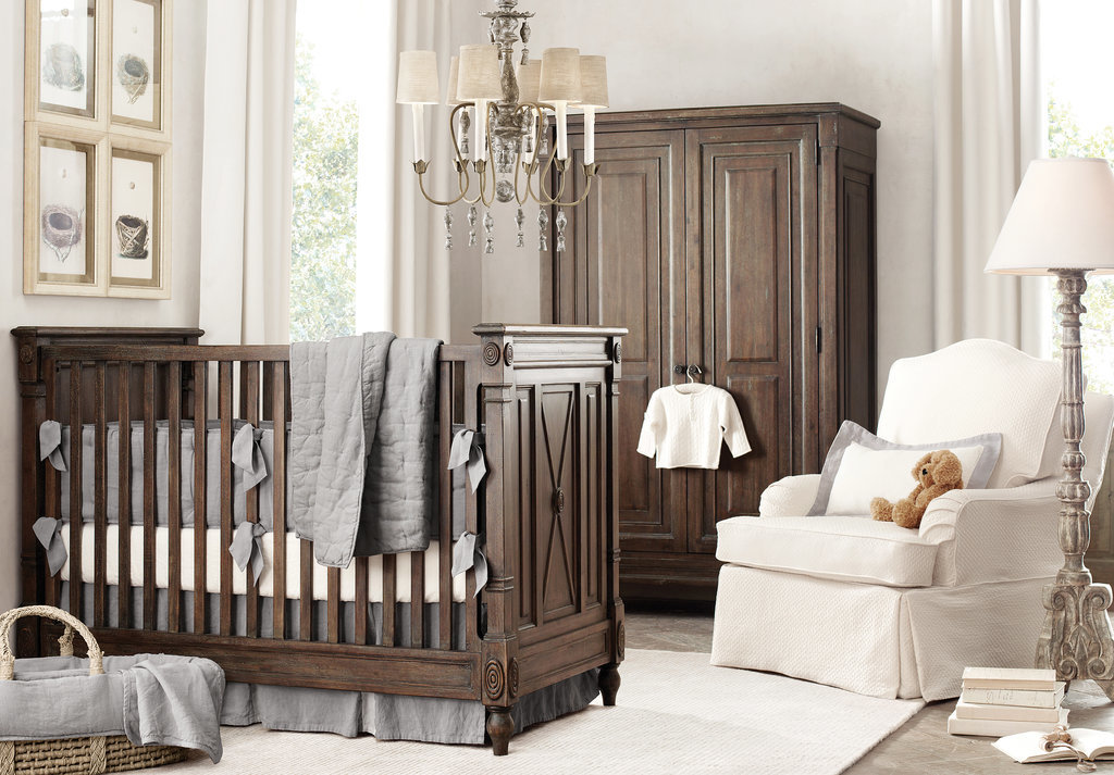 A Temptingly Traditional Gender Neutral Nursery