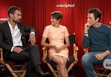 Our 'Divergent' Unscripted, Featuring Shailene Woodley, Theo James, and Miles Teller, Has Finally Arrived (VIDEO)
