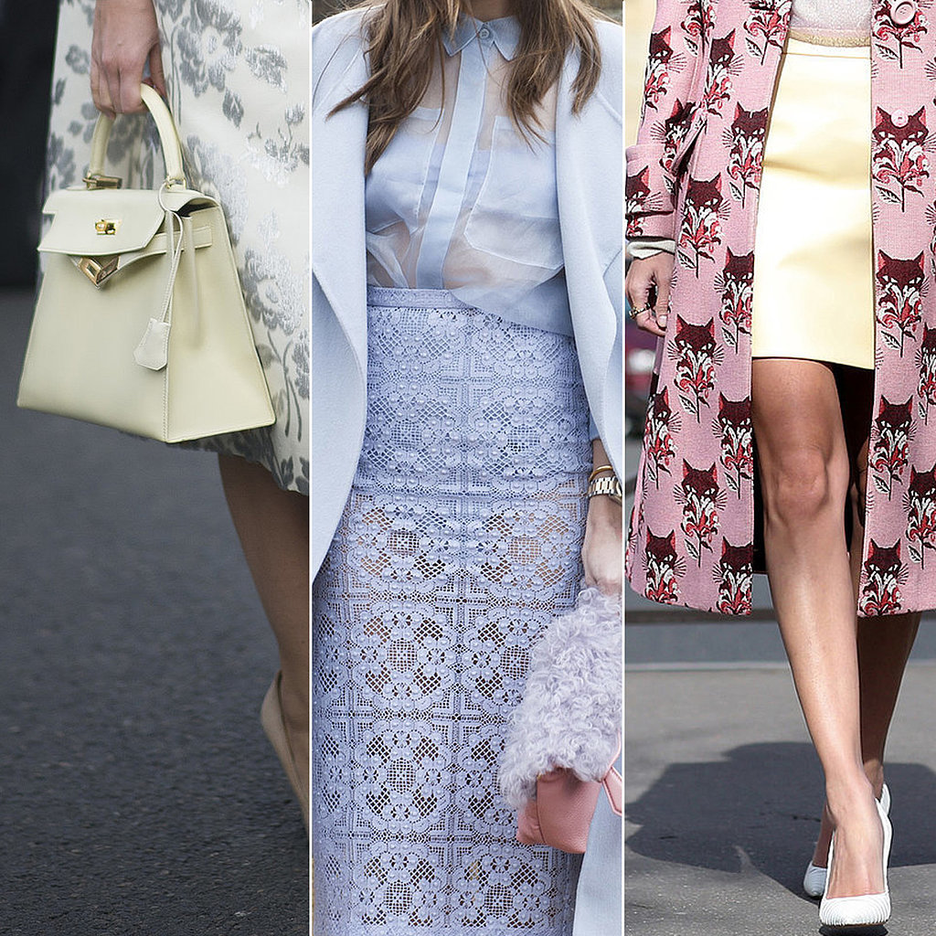 Embrace Pastels, Starting Now