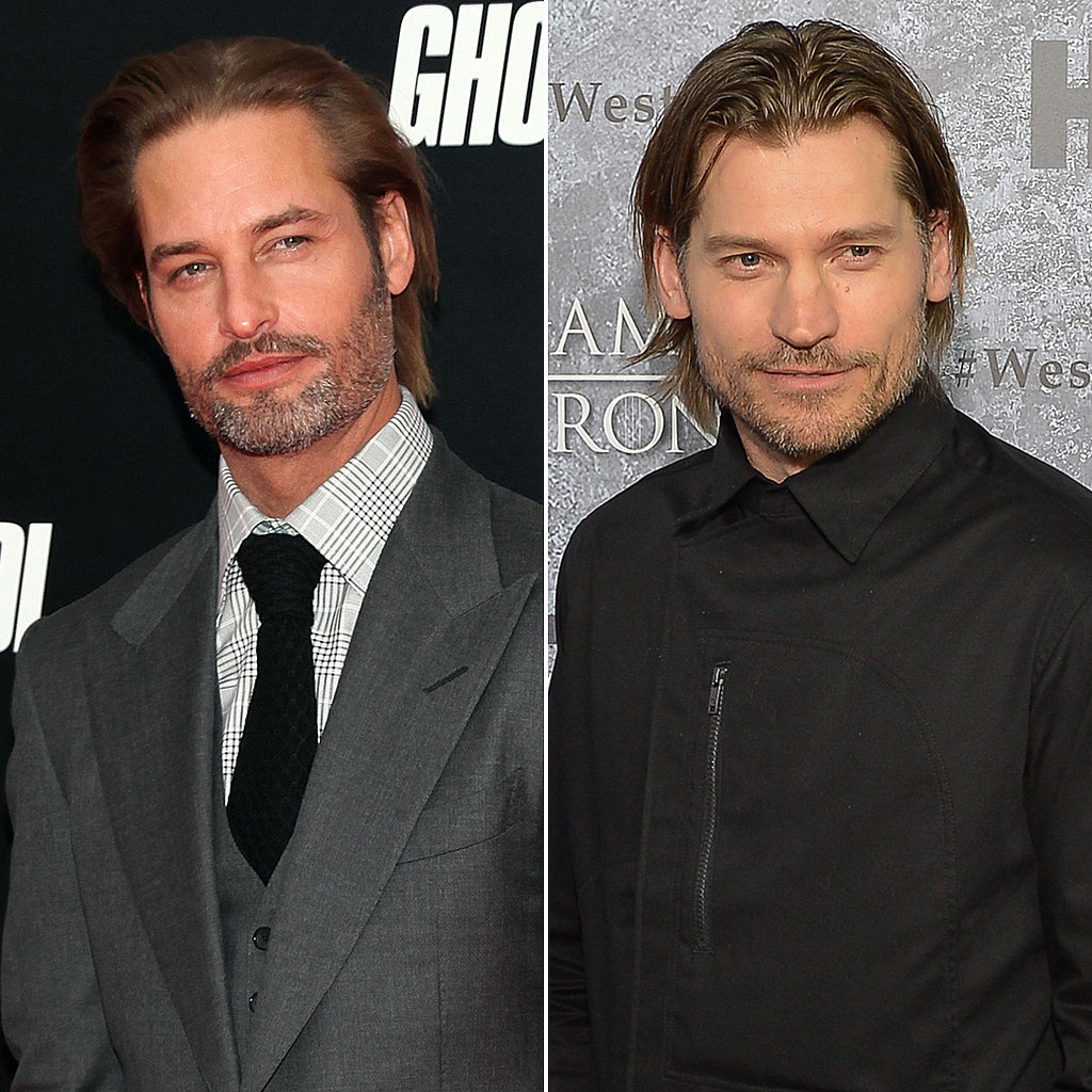 Josh Holloway and Nikolaj Coster-Waldau