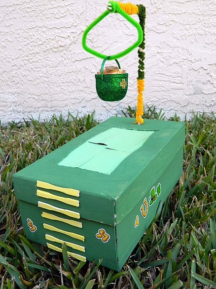 Make Leprechaun Traps