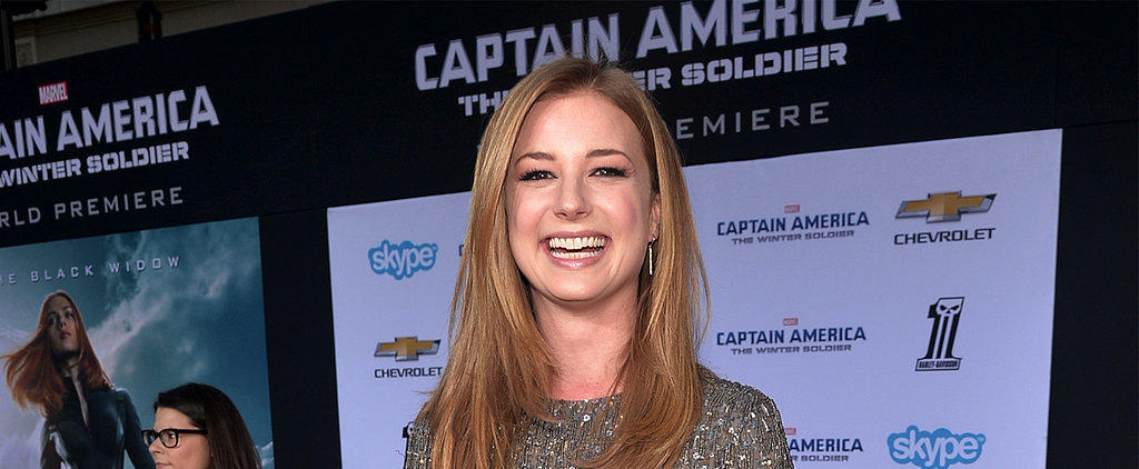 Revenge vs. Captain America: Emily Van Camp Weighs In!
