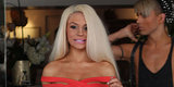 Courtney Stodden Rocks A Deep Tan In Beverly Hills