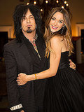 Nikki Sixx Marries Courtney Bingham