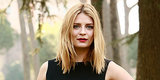 Mischa Barton Stuns In Flattering Black Dress