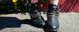 DIY: Cool Boot Jewelry