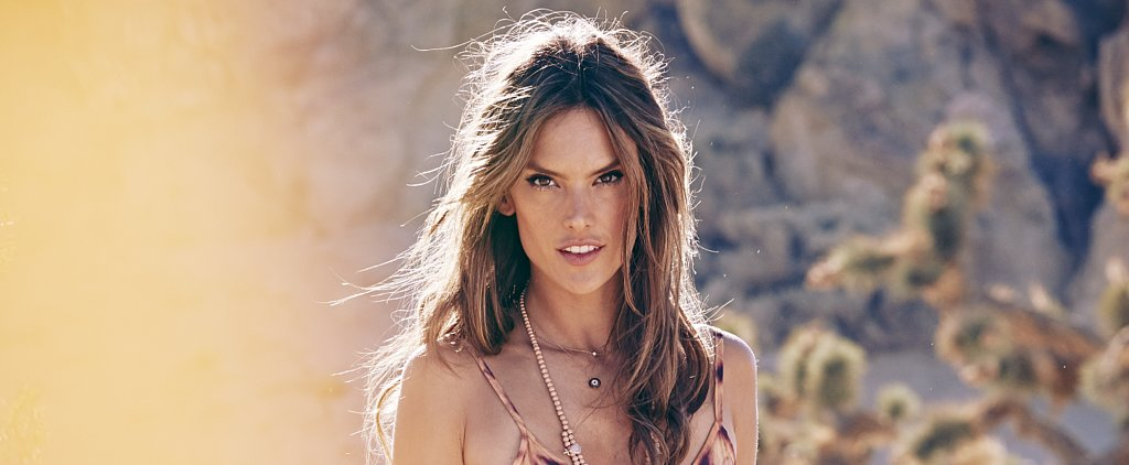 Alessandra Ambrosio's Bikini & Music Festival Fashion Tips