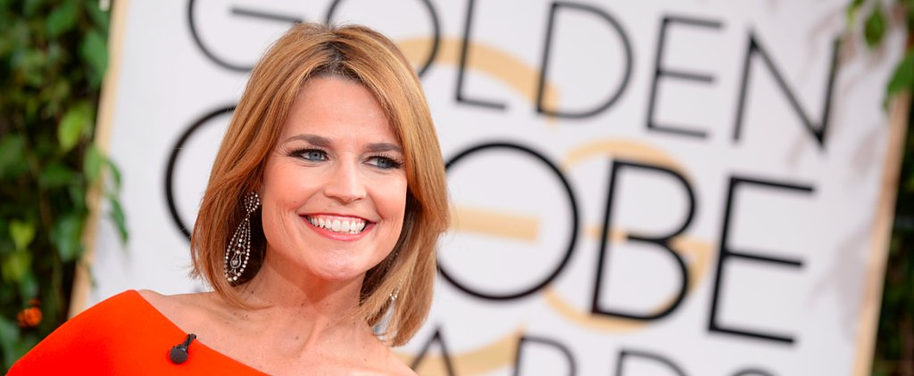 Savannah Guthrie Is Married . . . and Pregnant!