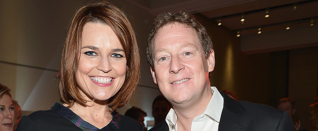 Speed Read: Savannah Guthrie Is Married — and Pregnant!
