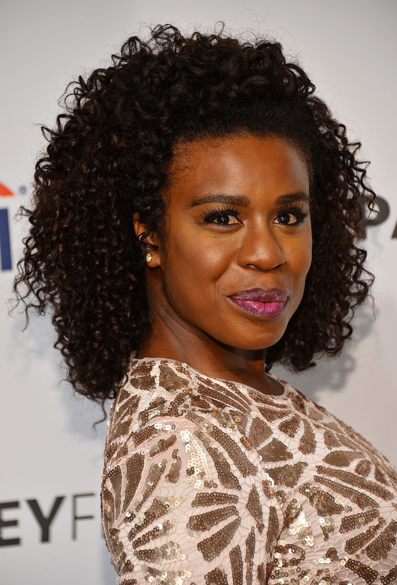 Uzo Aduba Pregnancy Is Seriously Agreeing With Scarlett