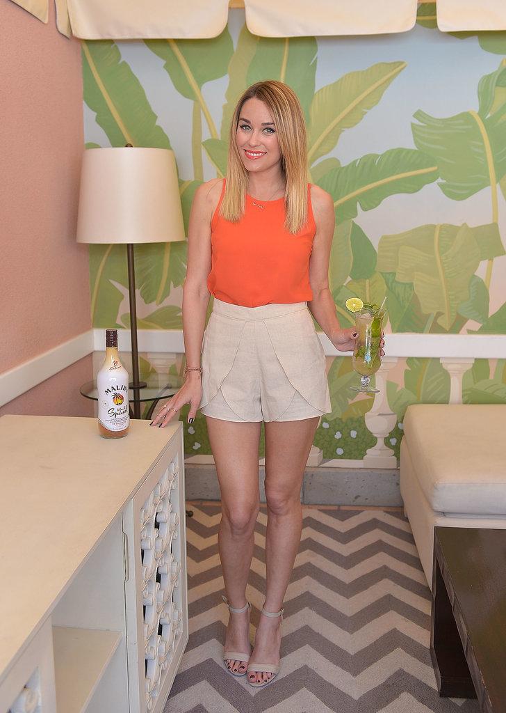 Lauren Conrad Wearing LC Lauren Conrad