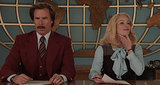These 'Anchorman 2' Bloopers Will Make You Squeal With Laughter (VIDEO)