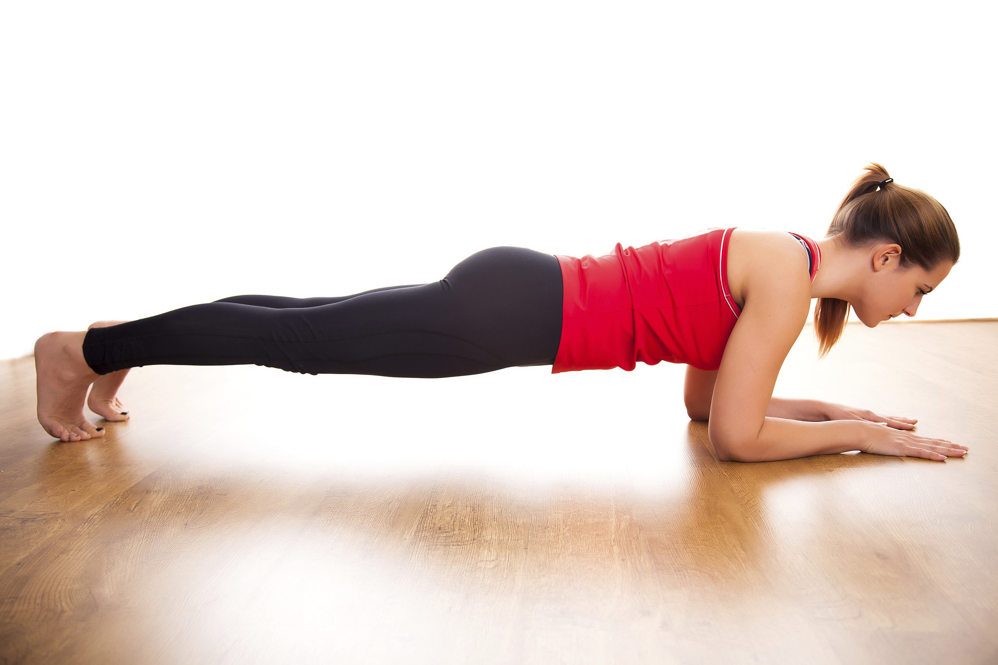 Change the Way You Do the Plank For a Six-Pack, Fast