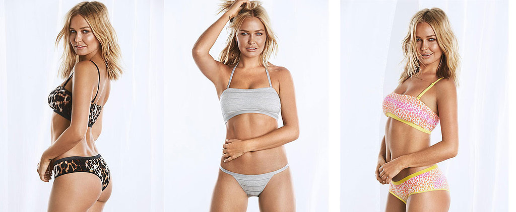 Lara Bingle for Cotton On Body Underwear Is Here!