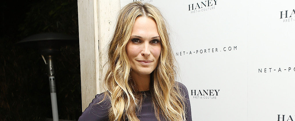 The Pilates Workout That Keeps Molly Sims Slim