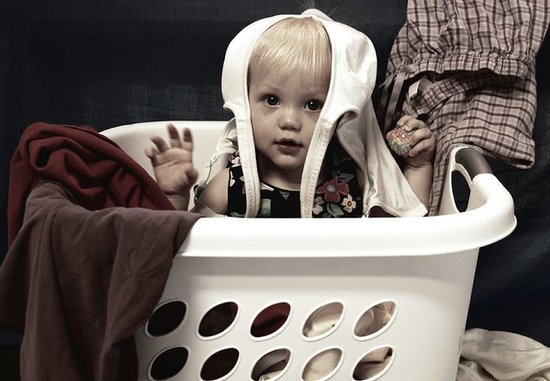 8 Ways to Enlist Little Helpers and Cut Time Doing Laundry