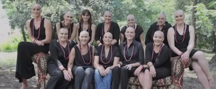 Would You Go Bald to Support a Friend With Cancer?