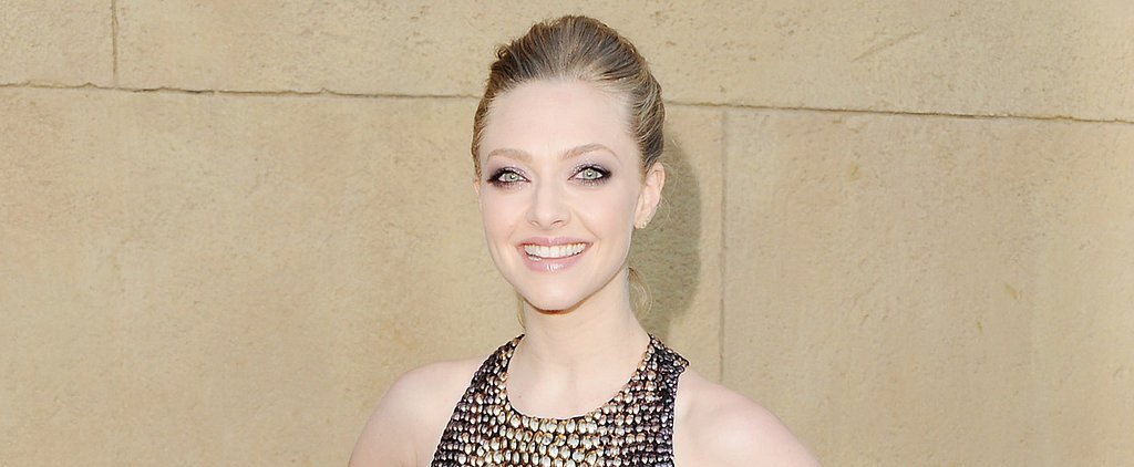 Oops! See What Amanda Seyfried Snuck Into the Airport