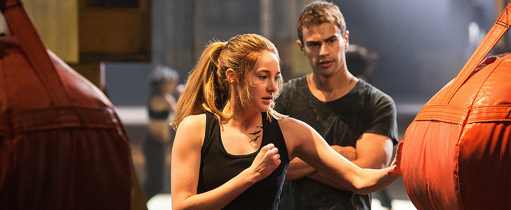 Find Out Which Divergent Star Is Most Likely to Take a Sexy Selfie on POPSUGAR Live!