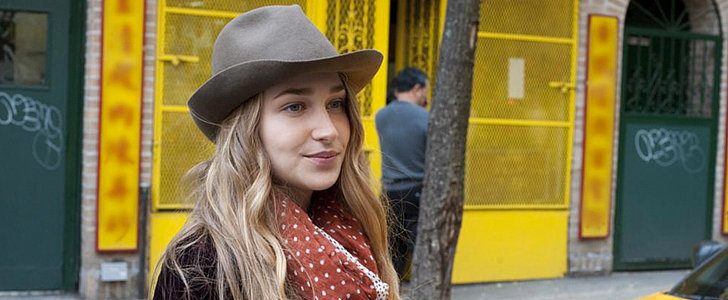 This Girls Star's Brooklyn Pad Is Exactly What You'd Picture