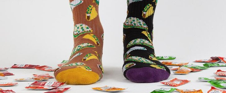 Taco Bell Socks: The Ultimate Fast Food Swag?