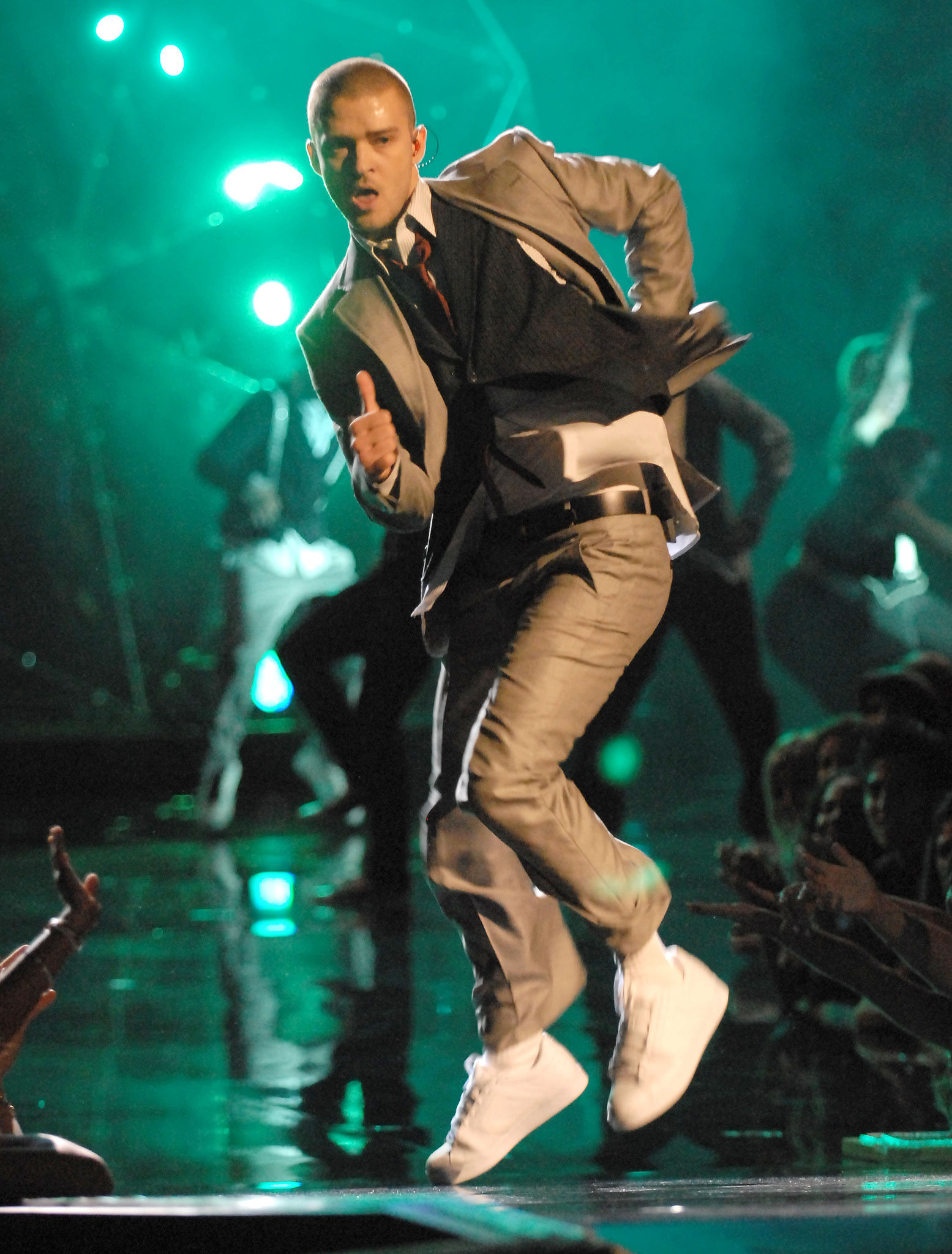When he performed at the 2006 VMAs.