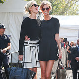 Model Off-Duty Pictures of Miranda Kerr and Karlie Kloss