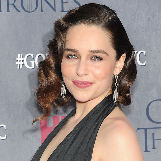 Women In Game Of Thrones; Celebrity Beauty, Emilia Clarke