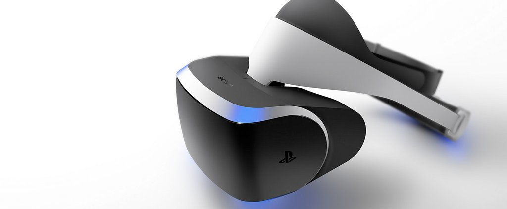 The PS4 Gets Its Own Virtual Reality Gaming Headset