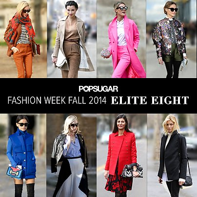 Meet the Street Style Elite Eight!