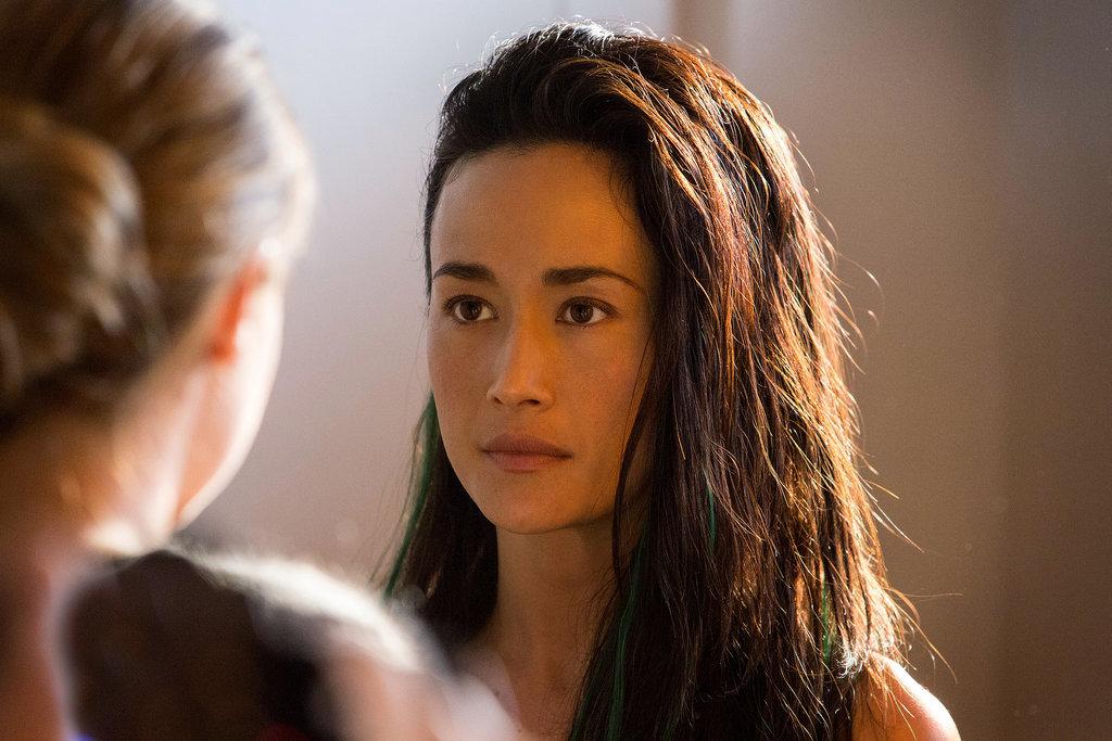 Maggie Q plays Tori.