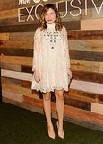 Sophia Bush Wearing H&M Conscious Collection