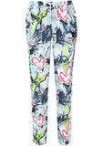 Topshop x Adidas Originals Printed Track Pants