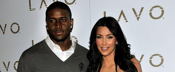 Awkward! Kim Kardashian Runs Into Her Ex Reggie Bush