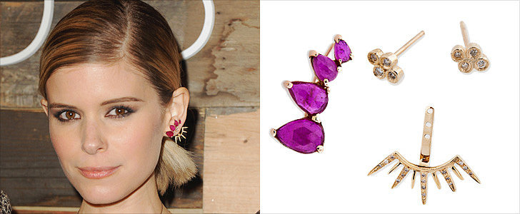 We Never Thought About Layering Our Earrings Until Now