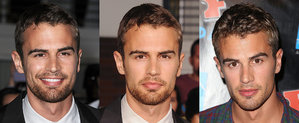Why Theo James Is Our New Celebrity Crush