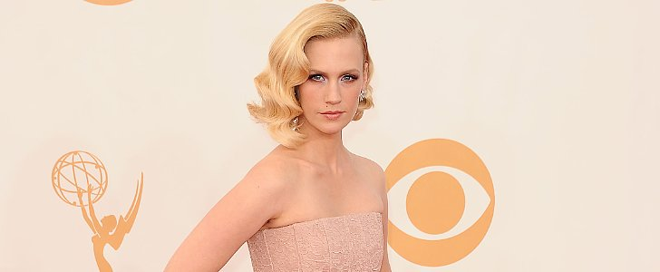 January Jones Poses Nude in Racy Photo Shoot