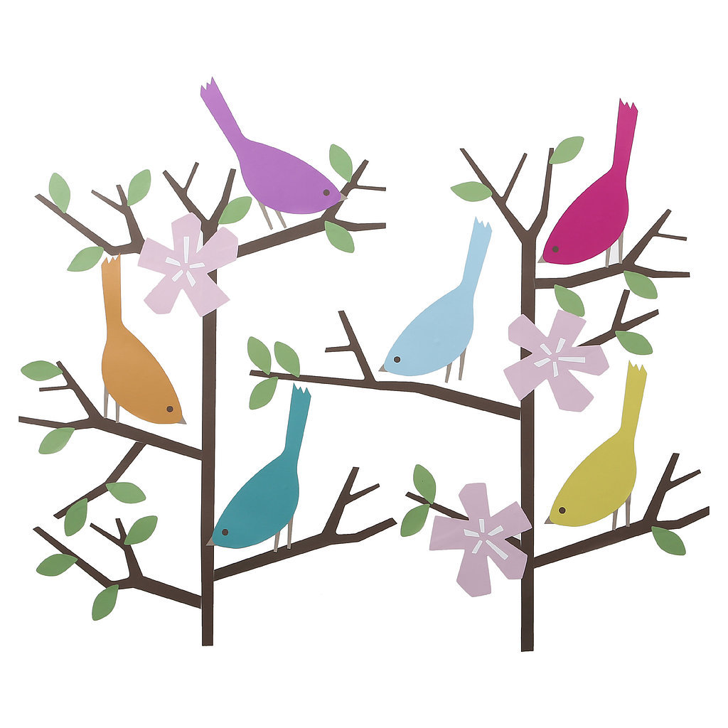 DwellStudio Sparrows Wall Decal