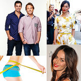 My Kitchen Rules Interviews, Lara Bingle & Sam Worthington