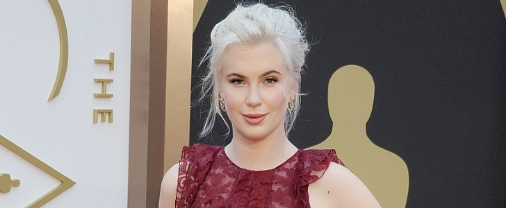 Ireland Baldwin Follows Demi Lovato With the Blue Hair Trend